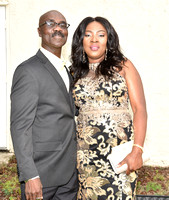 Queen & Efe Okhuarobo (20th wedding Anniversary & Queen's 50th birthday